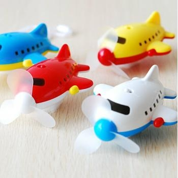 创意飞机风扇 3