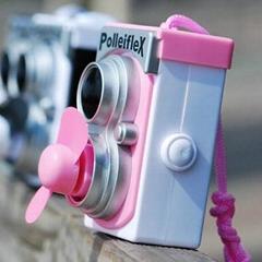双镜头相机风扇