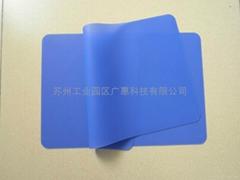 SG綠色矽膠片