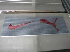 铝合金防滑除尘地垫