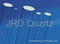 Quartz Glass Rods