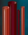 Red Quartz Glass Tubes