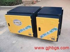 靜電油煙淨化器