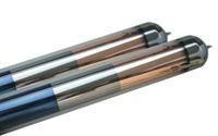 single target solar vacuum tube(blue)