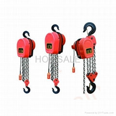 loop chain electric hoist