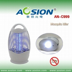 mosquito killer with emergency light