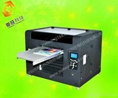 硅胶制品小型平板印刷机