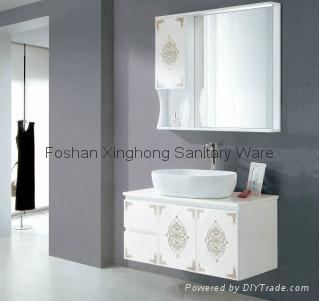 Modern Bathroom Cabinets China Manufacturer Xd089 Danfengbailu China Manufacturer