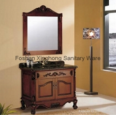 China Antique bathroom cabinets high quality