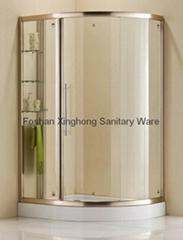 China hot sale simple shower enclosure