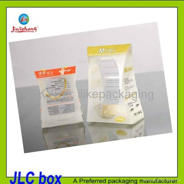 clear pet gift box promotion for mouse 1