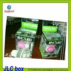 offset printing plastic pvc box