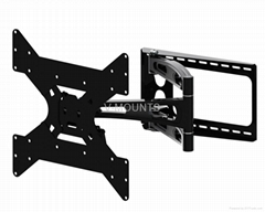 Hot Corner full motion LCD TV Mounting Bracket (GS)