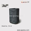 Portable Pro PA speaker stage speaker concert speaker outdoor speaker 1