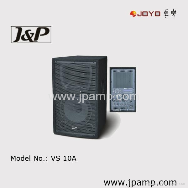 12 inch active speaker for stage MP3 speaker with ECHO effect 1