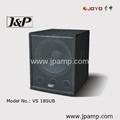 Club Subwoofer powered subwoofer band speaker 18 subwoofer 4