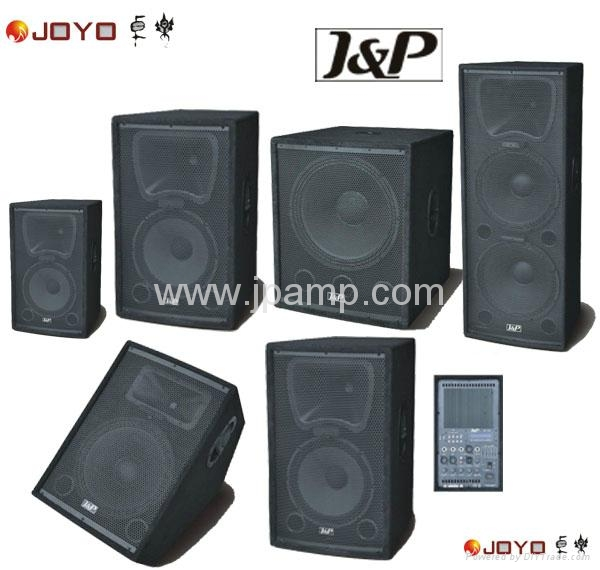 15 inch PA speaker floor monitor for concert/stage 3