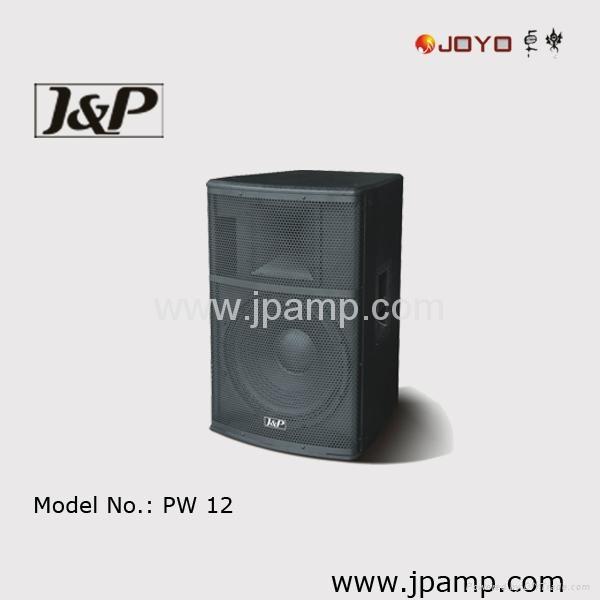 10/12 inch stage speaker  2