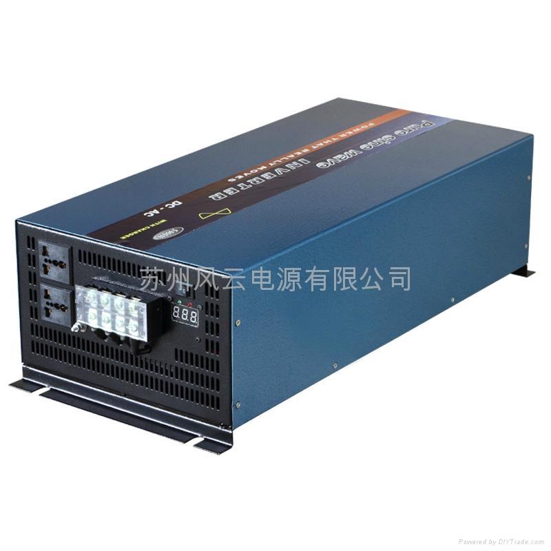 5000W带充电器太阳能逆变器 1