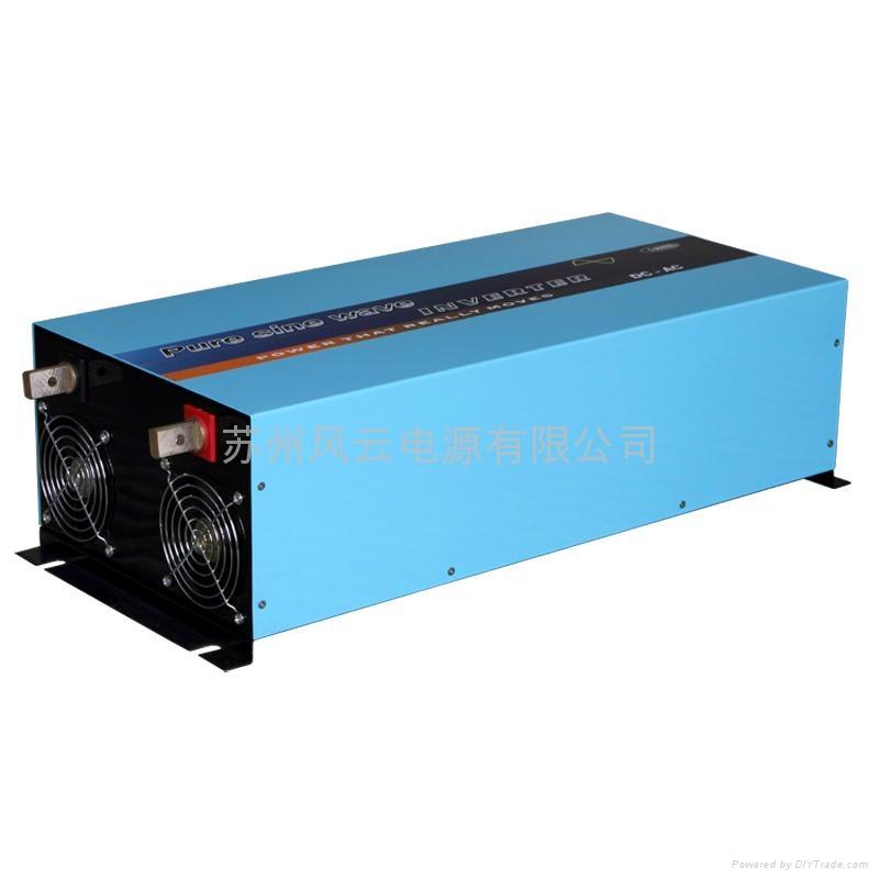 5000W带充电器太阳能逆变器 2