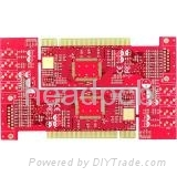 4 Layer Gold fingers PCB