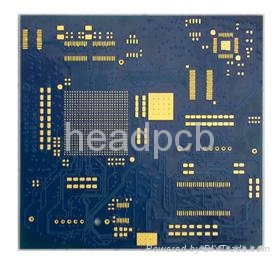 6 Layer I/G, Impedance PCB  1