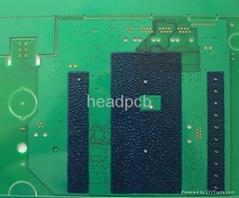 4 Layer 3oz Peelable Mask PCB