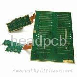 6 Layer Rigid-flex PCB 1
