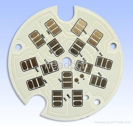 1 Layer Alu. PCB 1