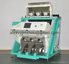 S.Precision CCD Color Sorter for Carrot dry piece,Garlic piece,wolfberry,raisin