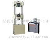 微機控制電液伺服鋼絞線試驗機