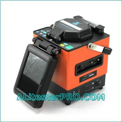 Jilong KL-280 Core Alignment Fusion Splicer/Fiber Splicing Machine Kit   2