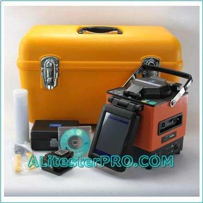 Jilong KL-280 Core Alignment Fusion Splicer/Fiber Splicing Machine Kit   3