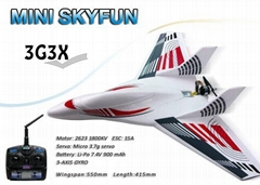 MINI SKYFUN RTF Basic with 3G3X Technology