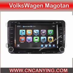Special car DVD Player for Volkswagen with bluetooth,GPS,IPOD(CY-7501)