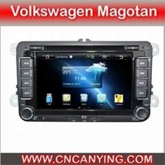 Android Special Car DVD GPS Player for Volkswagen Magotan(AD-7008)