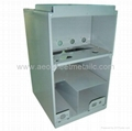 high quality custom made metal cabinet/locker