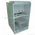 high quality custom made metal cabinet/locker