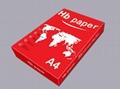 A4 copy paper 80gr