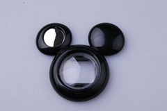 Fujifilm Mini7s Instant Polaroid Mickey Mouse Close up Lens /Self Shot lens Fuji