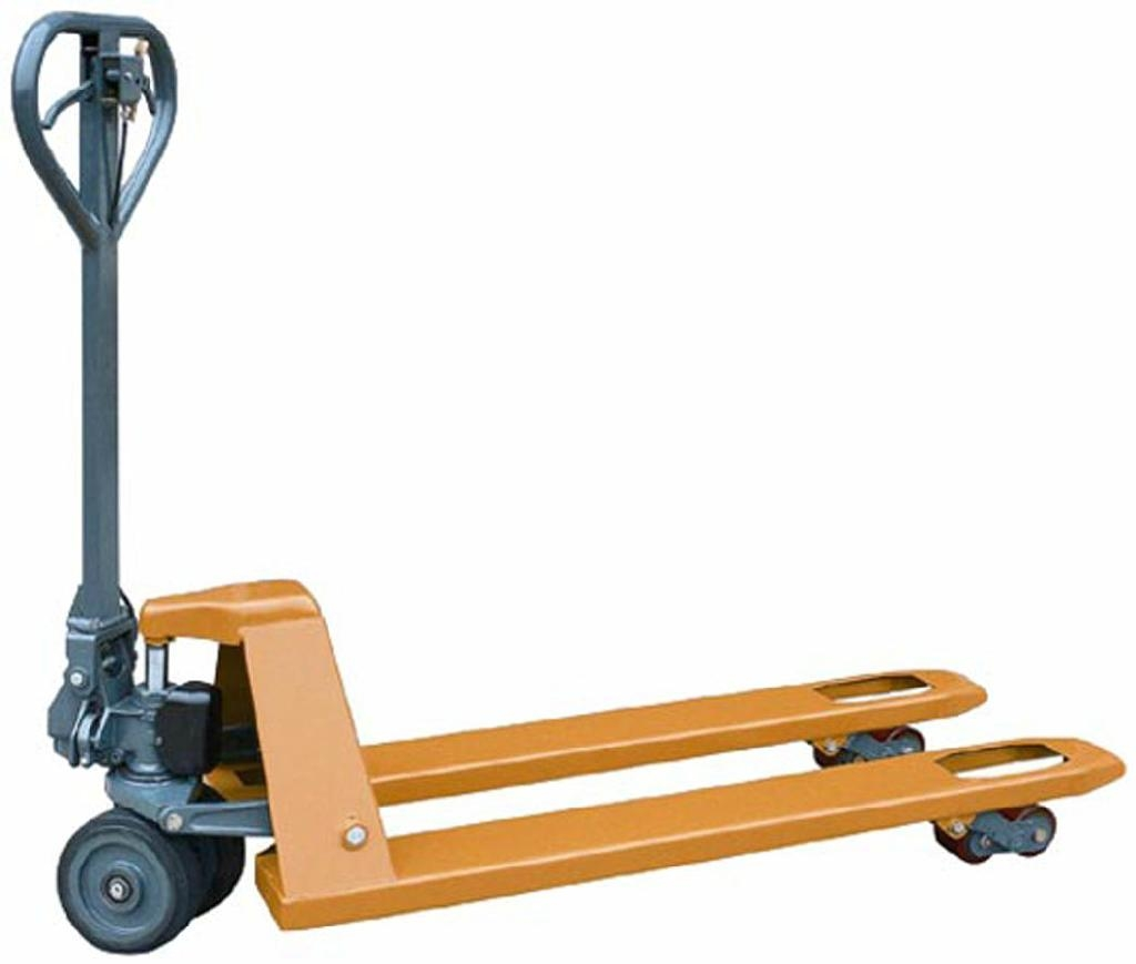 2500 kgs Hand Pallet Truck with Brake 1