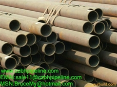 API A179C ALLOY STEEL seamless pipe