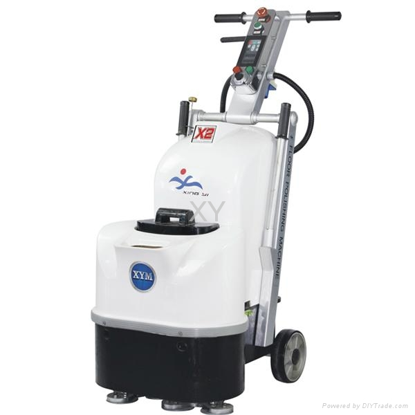 Industrial epoxy floor grinding machine x2 xy china for Floor grinding machine