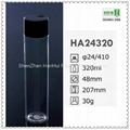 320ml plastic hair salon spray pump