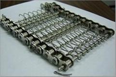 Woven Wire Belt