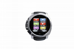 waterproof watch mobile phone Java download touch screen