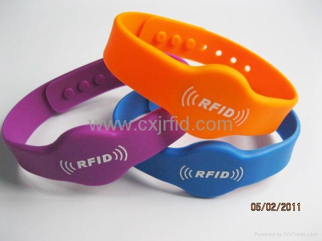 RFID Wristband 4