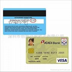 Contact Card