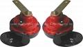 雙頻電熱賣喇叭