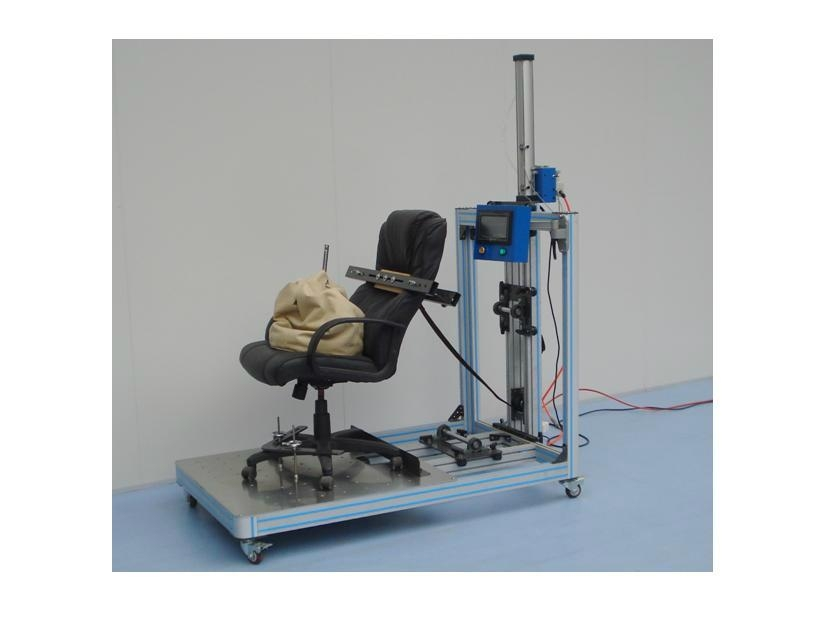 KW-BFM-01 Chair Backrest Tester (Back pulling) 1